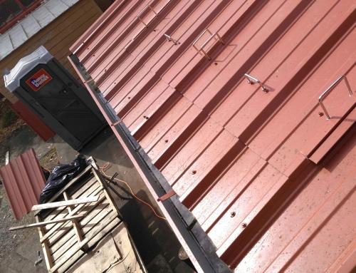 Multnomah Arts Center Roof Replacement
